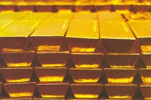 Вложения в золото через ETF